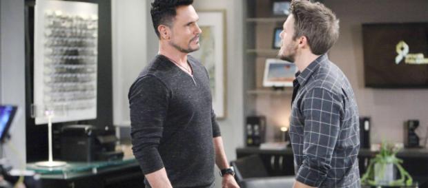 Beautiful spoiler: Liam confessa a Bill di avergli sparato
