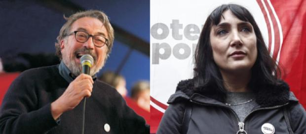 Giorgio Cremaschi e Viola Carofalo eletti portavoce di Potere al Popolo