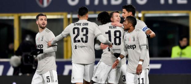 Juventus, i giocatori commentano la vittoria in Coppa Italia