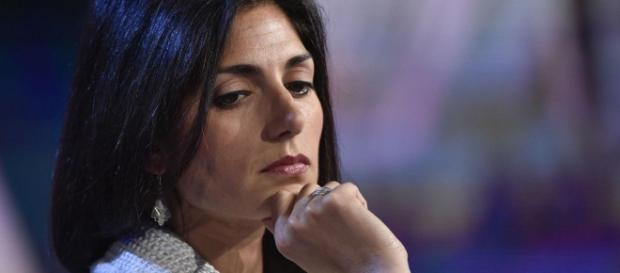 Virginia Raggi, sindaco di Roma.