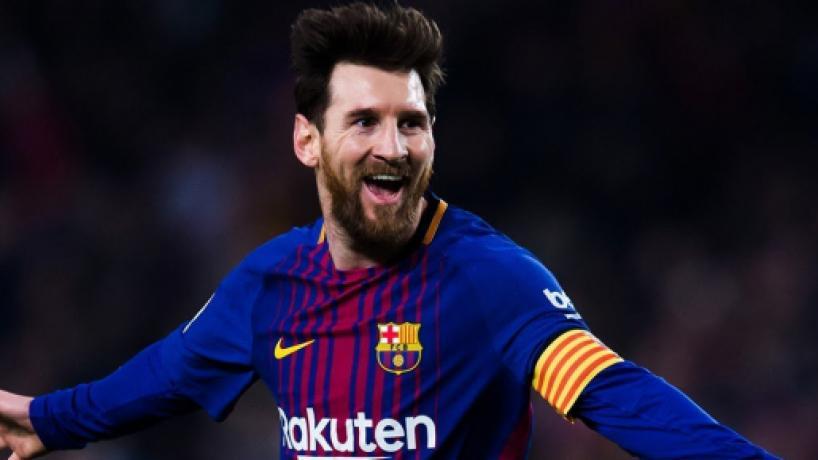 Messi bate recorde de golos com a mesma camisola e Barcelona é cada vez mais líder