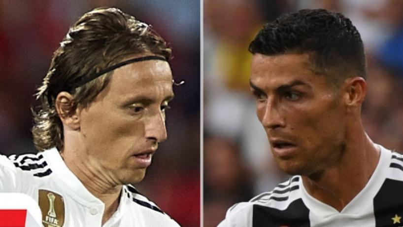 Juventus entra na corrida e Modric pode juntar-se a Cristiano Ronaldo
