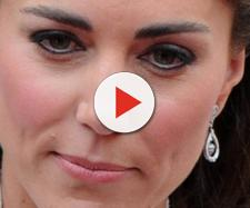 Kate Middleton angry wedding eyes