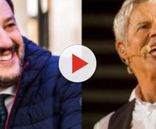 Matteo Salvini risponde a Claudio Baglioni. Blasting News