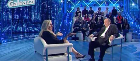 Giampiero Galeazzi è tornato a Domenica In per far chiarezza sulle sue condizioni di salute