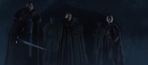 HBO has announced GoT season 8 release date in a new teaser [image source: Game of Thrones - YouTube]