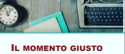 """""""Il Momento giusto"""" romanzo di Roberto Oliva"""