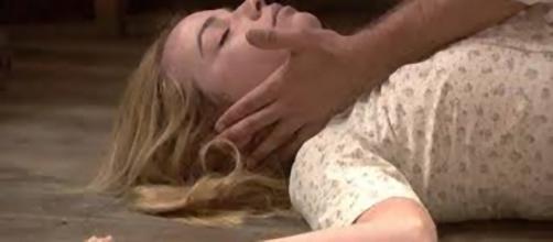 Anticipazioni Il Segreto: Antolina scopre di essere incinta e inscena il suicidio