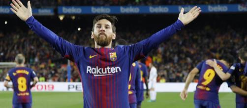 Messi a inscrit son 400e but en Liga ce dimanche