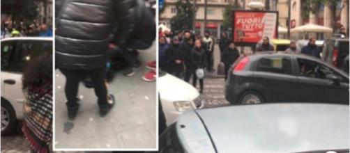 Napoli. Rissa al funerale, più di dieci poliziotti per fermare i parenti. VIDEO - Teleclubitalia