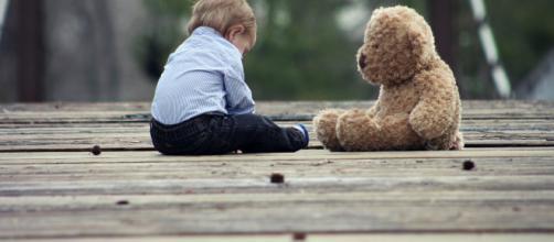 Ore di ansia per un bimbo di due anni