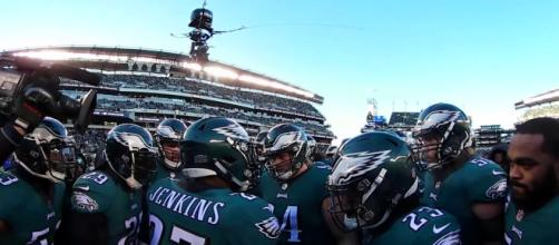 Philadelphia Eagles need to make some moves after losing in the divisional round of the playoffs. [Image Credit] Philadelphia Eagles - YouTube