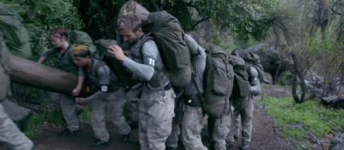 SAS selection tests it's recruits mental and physical strength (Image credit: SAS: Who Dares Wins/ 4oD)