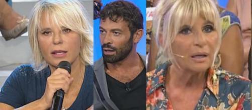 Tina Cipollari ha litigato con Gianni Sperti a Uomini e donne