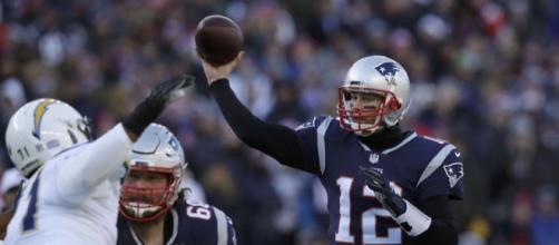 Tom Brady lleva ocho años seguidos llegando al juego por el campeonato de la AFC. - rutlandherald.com