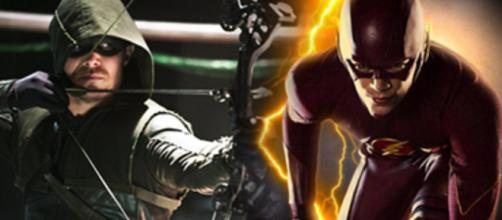 Tornano Arrow e Flash nella seconda parte della stagione