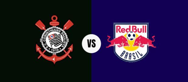 Corinthians x Red Bull Brasil pela Copinha (reprodução Site oficial Corinthians)