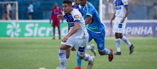 Cruzeiro vence o Marília por 3 a 0. (Foto: Gustavo Aleixo/Cruzeiro)