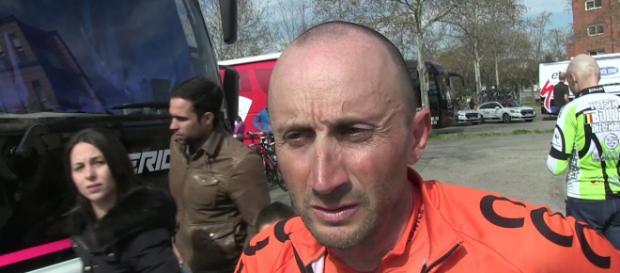 Davide Rebellin inizia la sua 27° stagione nel ciclismo professionistico
