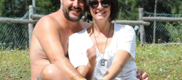 Elisa Isoardi e Salvini non sono tornati insieme