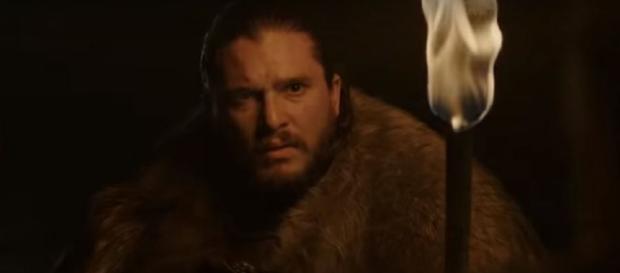 Jon Snow is a leading character of GoT. Photo: screencap via GameofThrones/ YouTube