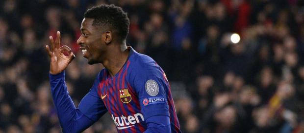 La drôle de punition infligée à Ousmane Dembélé par Barcelone ... - potins.net