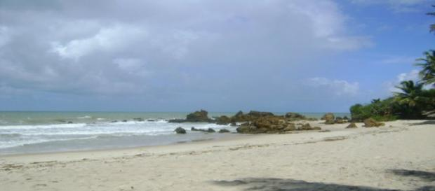 Praia de Tambaba - BBB19 tem naturista