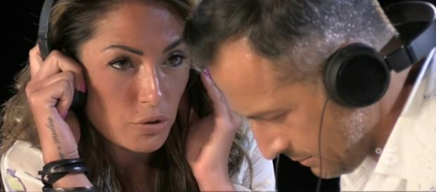 Riccardo avvisato con Roberta Di Padua dopo la storia con Ida