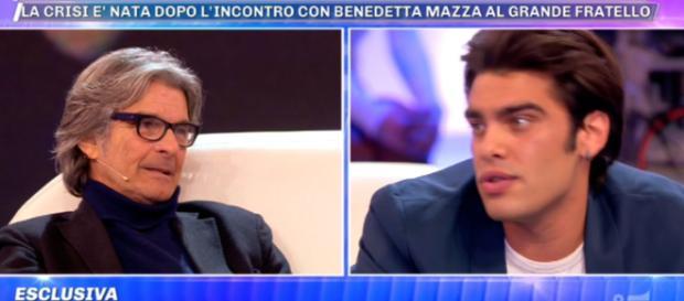 Stefano Sala, è finita con Dasha Dereviankina: a Pomeriggio 5 anche Benedetta Mazza