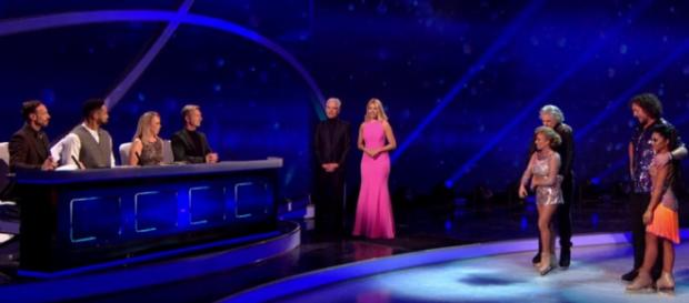 Week two of 'Dancing On Ice' sees six more Celebrities take to the ice (Image credit: Dancing On Ice/ ITVhub)