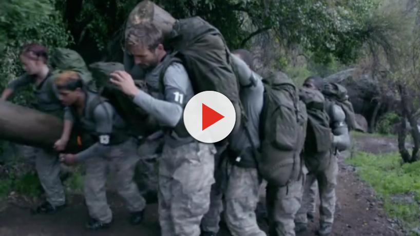 SAS: Who Dares Wins puts its weakest recruits to the test