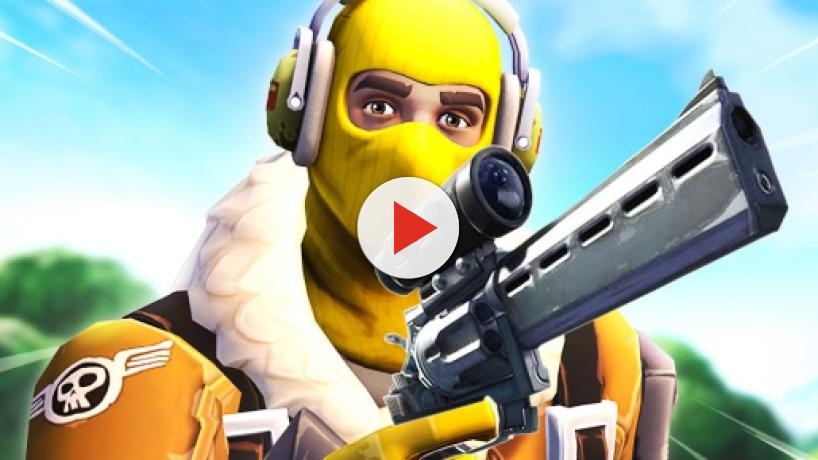 Scoped Revolver is coming to Fortnite Battle Royale
