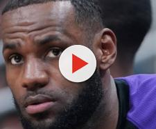 Lakers fans are hoping to see LeBron James back on the court soon. [Image via ESPN/YouTube screencap]