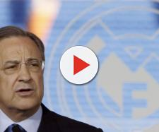 Florentino Perez potrebbe lasciare il direttivo federale spagnolo