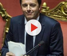 Matteo Renzi, ex presidente del consiglio.