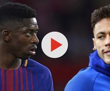 Mercato FC Barcelone : Dembélé aurait une offre du PSG