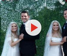 TLC Our Twinsane Wedding premiers February 11, 2019 - Image credit - TLC | YouTube
