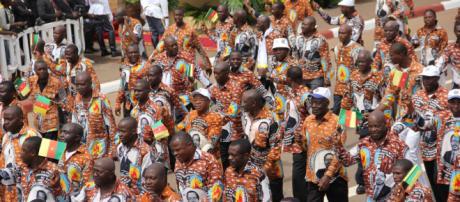 Militants du CPDM - rdpcpdm.cm