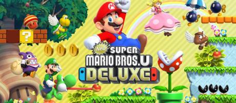Video di gameplay off-screen per New Super Mario Bros. U Deluxe - ign.com