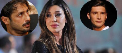 Belen Rodriguez 'contesa': Corona le dichiara amore, De Martino la sorprende su Instagram
