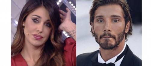 Belen Rodriguez e Stefano De Martino fanno sognare i fan: sorrisi e complicità a un evento.