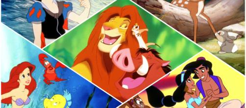 Disney movies: The Lion King, Aladdin, The Little Mermaid favored ... - ew.com