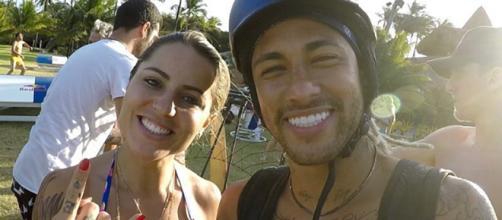 Letícia Bufoni e Neymar (Reprodução: Instagram)