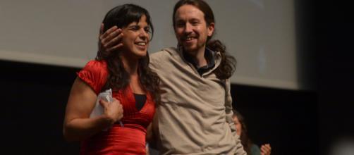 Pablo Iglesias y Teresa Rodríguez denunciados por un posible delito de odio