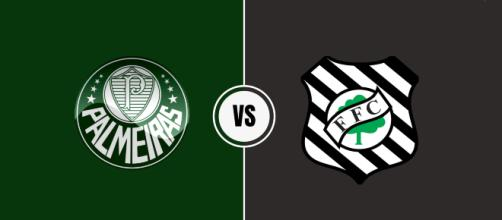 Palmeiras x Figueirense ao vivo (Reprodução Site oficial Palmeiras)