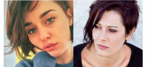 Un Posto al Sole: simone, la mamma di Vera Viscardi (Giulia Schiavo) è Cinzia Cordella