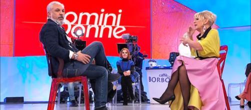 Uomini e donne, lite tra Gemma Galgani e Rocco Fredella