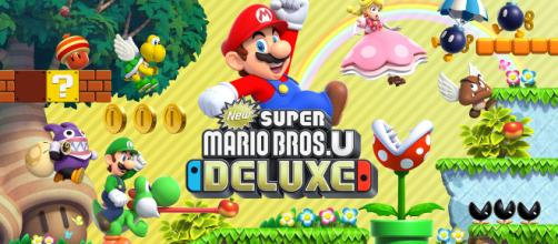 Video di gameplay off-screen per New Super Mario Bros. U Deluxe - ign.com