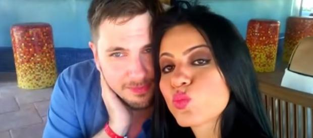 90 Day Fiance - Colt alleges larissa tired to kill her self and slef inflicted injuries - Image credit - TLC uk | YouTube
