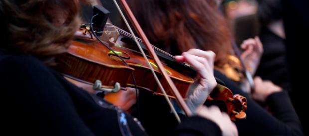Dans un orchestre philharmonique, pas toujours évident d'accorder ses violons